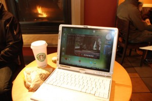 Free Wi-Fi coming to Starbucks!!