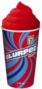 Free Slurpee Day at 7-11