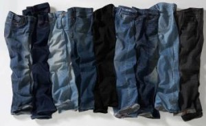 Old Navy 25% off coupon for all adult jeans