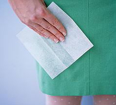 Who Knew? The Many Uses of a Dryer Sheet!