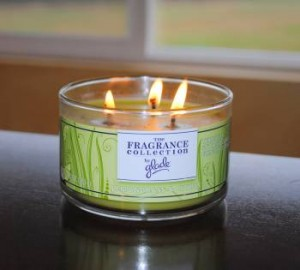 Glade Fragrance Collection Candle