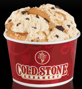 Free ColdStone Creamery Ice Cream TODAY 9/30