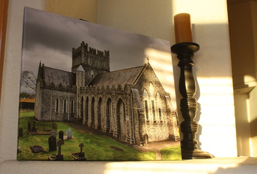 Cathedral Canvas