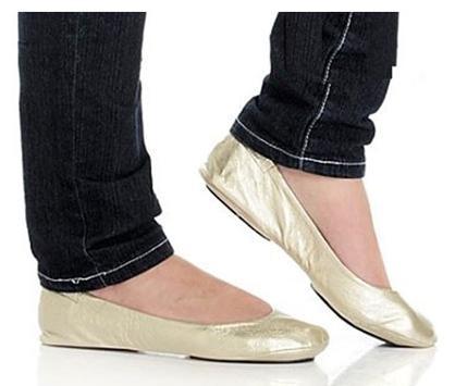 Женские балетки – мода или комфорт