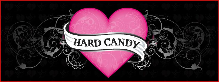 eye shadow mascara lip gloss alot woop woop candy hard candy make up logo