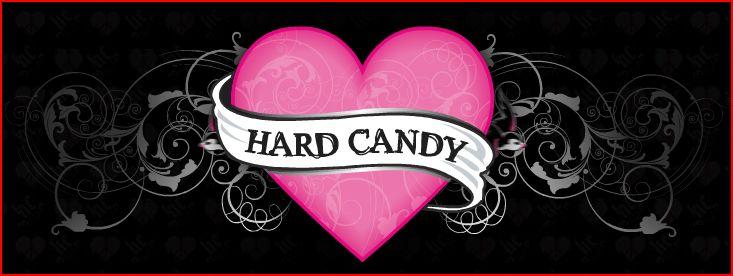 eye shadow mascara lip gloss alot woop woop candy hard candy make up logo