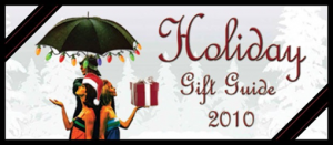 Holiday Gift Guide Banner 2010