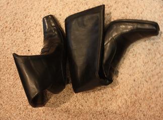 Boots - Black Tall
