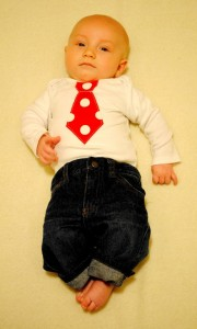 Review: Chic Couture Boutique 'Little Man Tie Onesies'