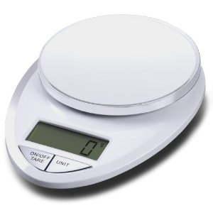 Closed giveaway eatsmart food scale ends 1 19 with for Best smart kitchen scale
