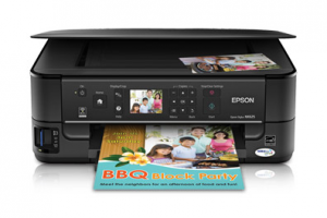 Review: All-in-One Epson Stylus NX625 Printer