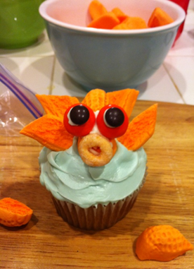 Gold-fish-Cupcake-Koi