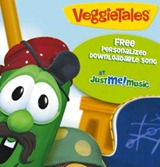 Free-Veggie-Tales-Personalized-Name
