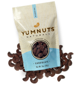 *Closed*Giveaway! Yumnuts Naturals Cashews {Ends 4/25}