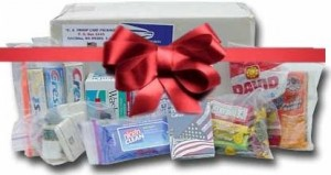 This Christmas: Send a Care Package to a Soldier