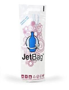 Jet-Bag-Wine-Holder