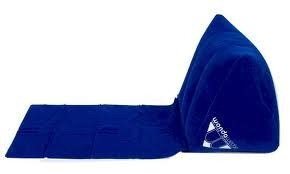 WondaWedge Inflatable Back Support Lounger