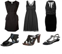Black-Dress-Selection-Evening-Out