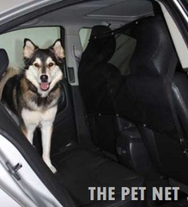 Giveaway! The Pet Net–Backseat Barrier {US & CAN Ends 9/4}