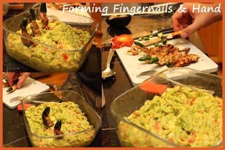 Forming-fingers-for-guacamo