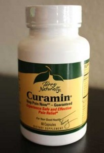 Healing with Curcumin + giveaway