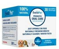 EvoraPet–A stinky dog breath solution