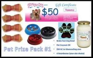 2 Winners! +$250 prizes Family's Best Friend Blog Event (Oct 7-13)