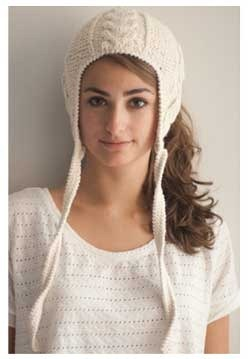 Fit-to-Flick-Knit-Hat-White