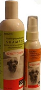 No Nasty Chemicals in ecoSTORE pet products