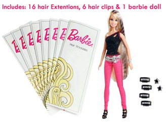 Barbie-Designable-Hair-Exte