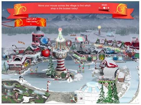 NORAD-Track-Santa-Website