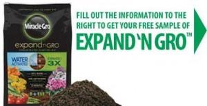 Free Miracle Gro Gardening & Online Coupons