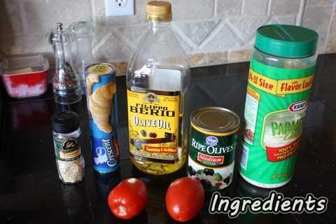 ingredients-for-bruscheta