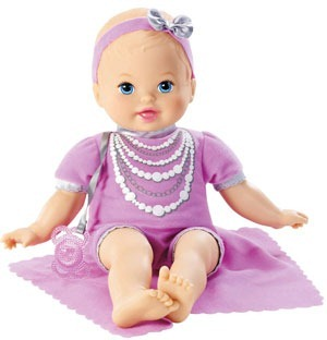 giveaway little mommy baby doll ends 3 26   with our