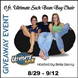 Blogger Opp Bean Bag Giveaway Event Sign Ups With Our