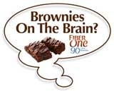 Fiber One 90-Cal. Brownies & Goodie Bag {Giveaway}