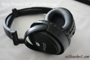 Able Planet Headphones TRAVELERS' CHOICE (NC190B) Review
