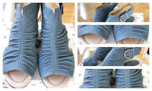 earth shoes review blue heels buckles cute