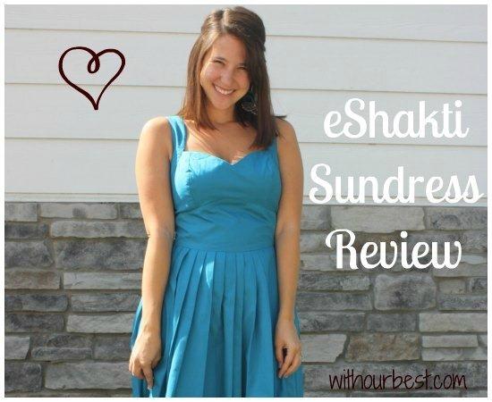 ehakti dress love review fifties