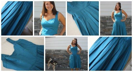 eshakti dress collage