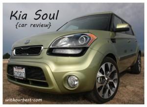 Onward Journey with Kia Soul {Car Review}