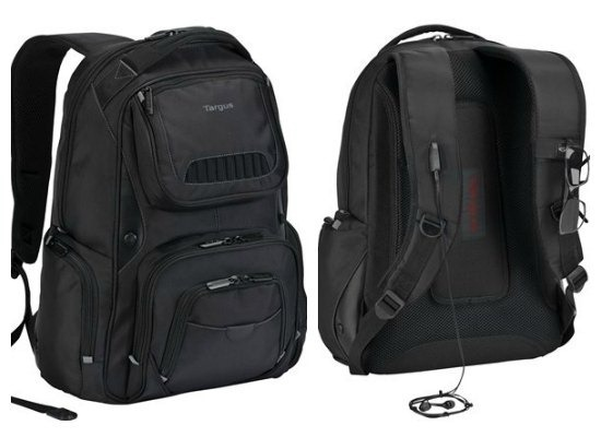 A Backpack For All My Electronics! (Laptop, tablet, music and more ...