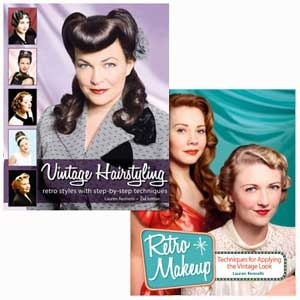 How To Books: Vintage Hair and Vintage Makeup - With Our Best ...