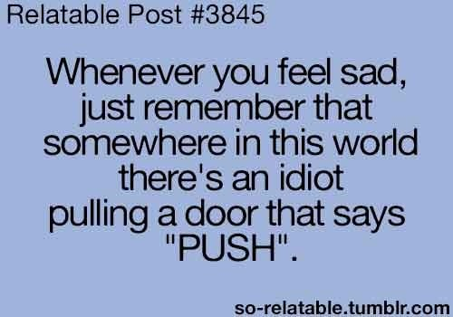 Just Push It …Friday Funny - With Our Best - Denver