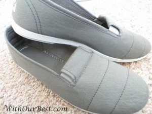 Kandals Scented Organic Earth-Friendly Shoes {Review}