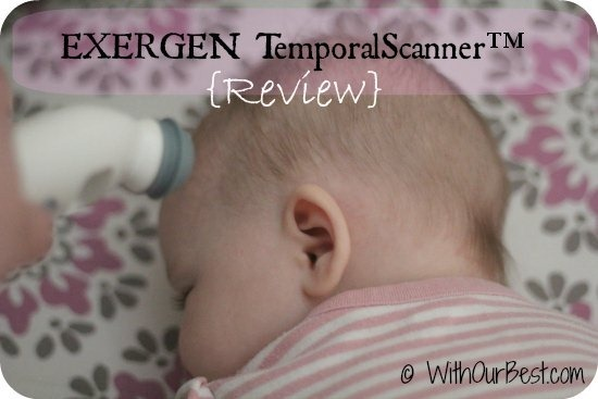 Exergen Temporalscanner Thermometer Giveaway With Our Best