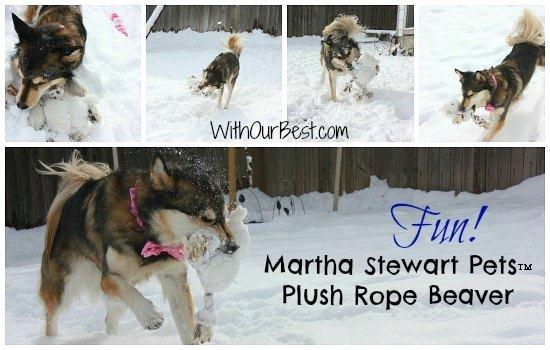 Martha Stewart Dog Toys