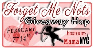Forget Me Nots {Giveaway} Hop + Win $99 of Lipgloss