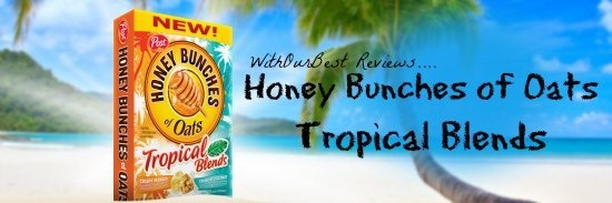 Honey Bunches of Oats Tropical Blend