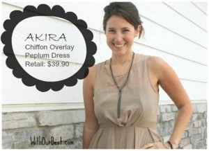 ShopAKIRA Fashion Styles for Less {Review}